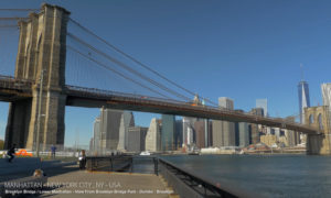 Manhattan - New York city 4K